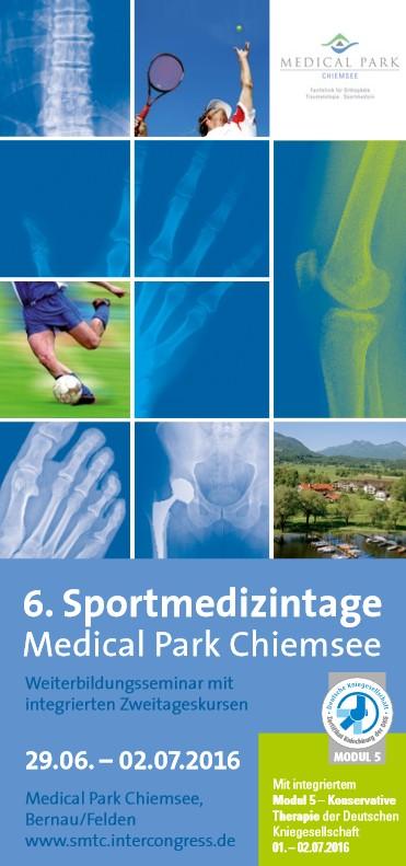 5. Sportmedizintage Medical Park Chiemsee 2015
