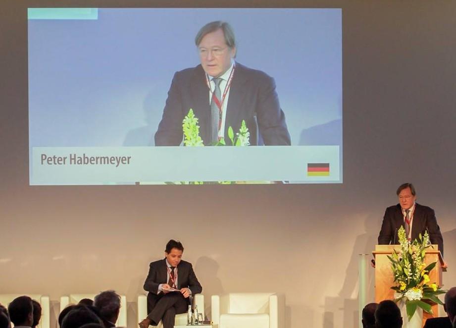 Prof. Habermeyer auf Int. Shoulder Course 2016