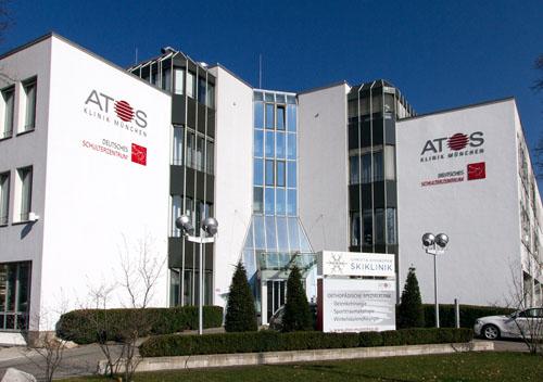 ATOS Klinik München Deutsches Schulterzentrum