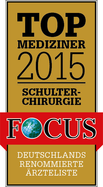 TOP Mediziner 2015 Schulterchirurgie FOCUS