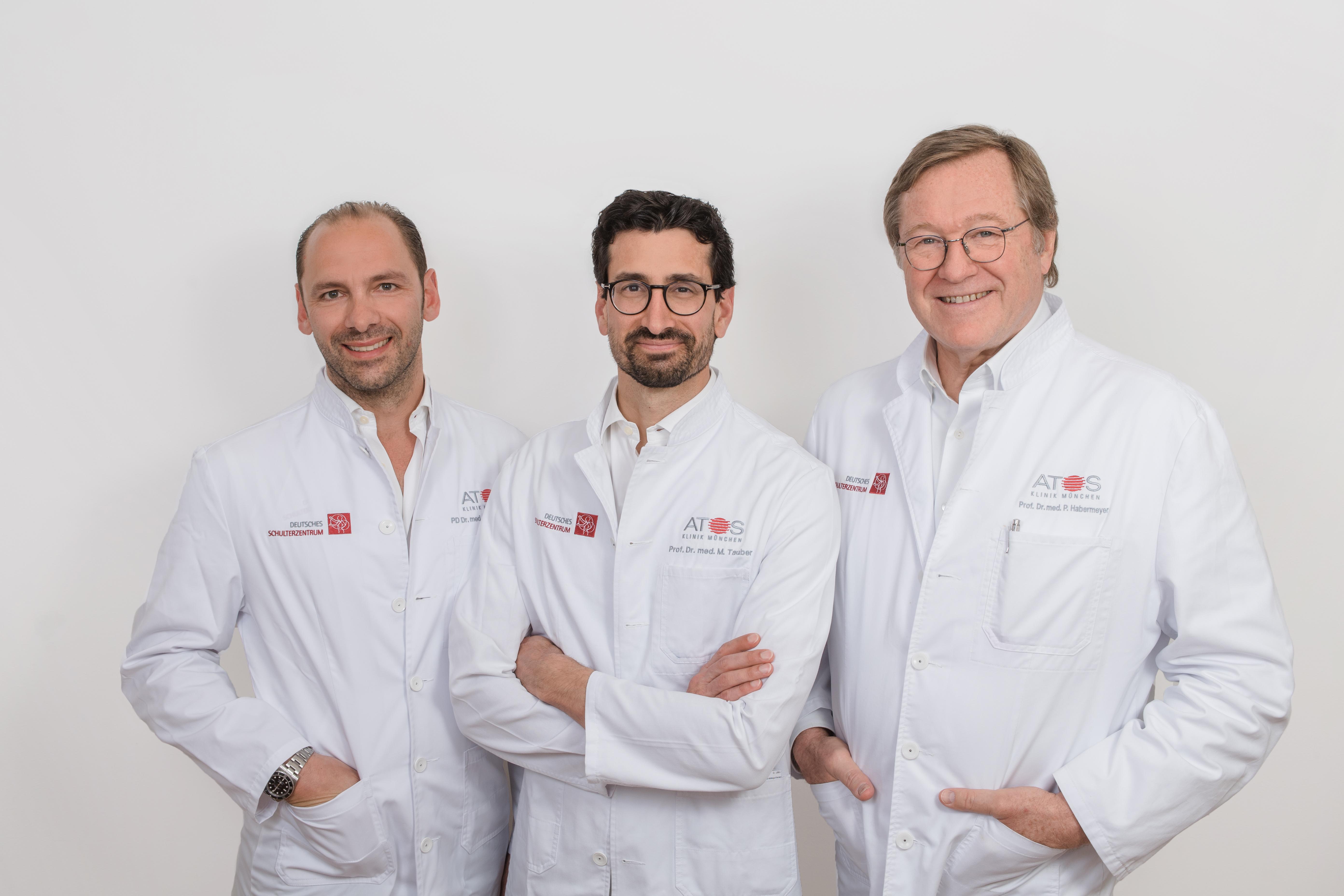 Ärzteteam Deutsches Schulterzentrum