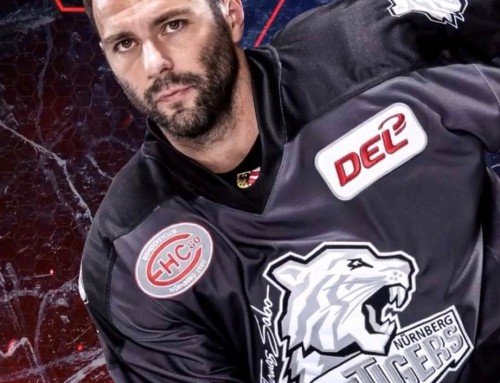Erfolgreiches Comeback von Eishockeyprofi Philippe Dupuis von den Thomas Sabo Ice Tigers
