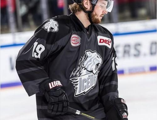 Comeback von Eishockey-Profi Pascal Grosse wenige Monate nach Schulter-OP bei PD Dr. med. F. Martetschläger