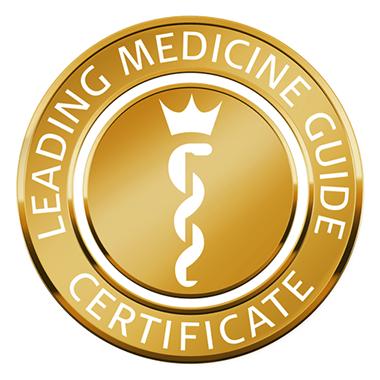 Leading Medicine Guide Certificate