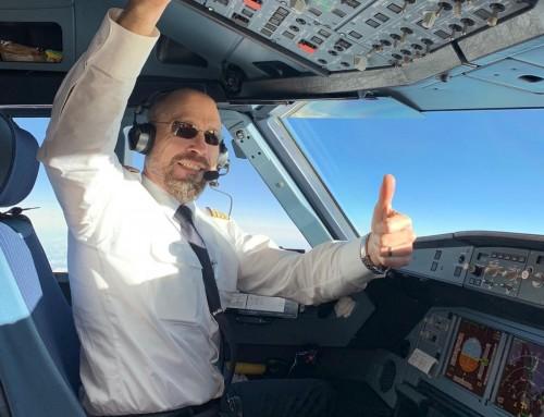 Prof. Dr. med. P. Habermeyer bringt Piloten zurück in die Luft