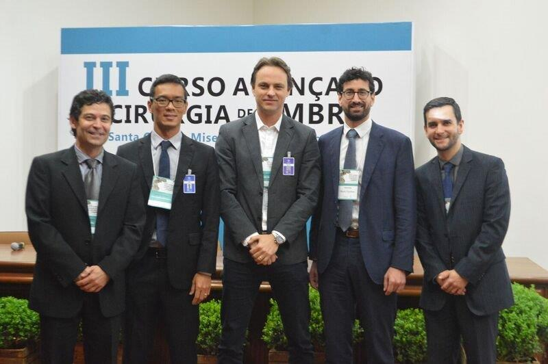 Masterkurs für Schulterchirurgie in Porto Alegre
