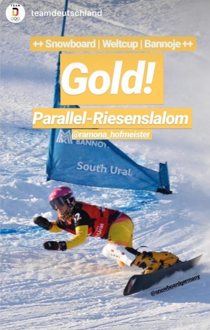Ramona Hofmeister Gold