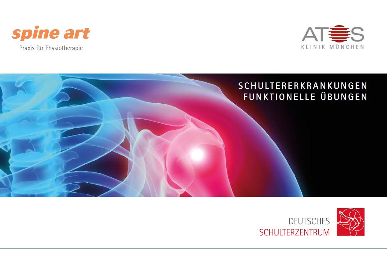 Online-Übungsprogramm für Schultererkrankungen - Deutsches ...