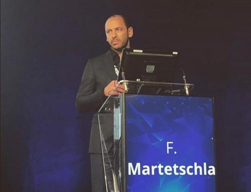 PD Dr. med. F. Martetschläger als Referent beim SFA Kongress in Rennes, Frankreich