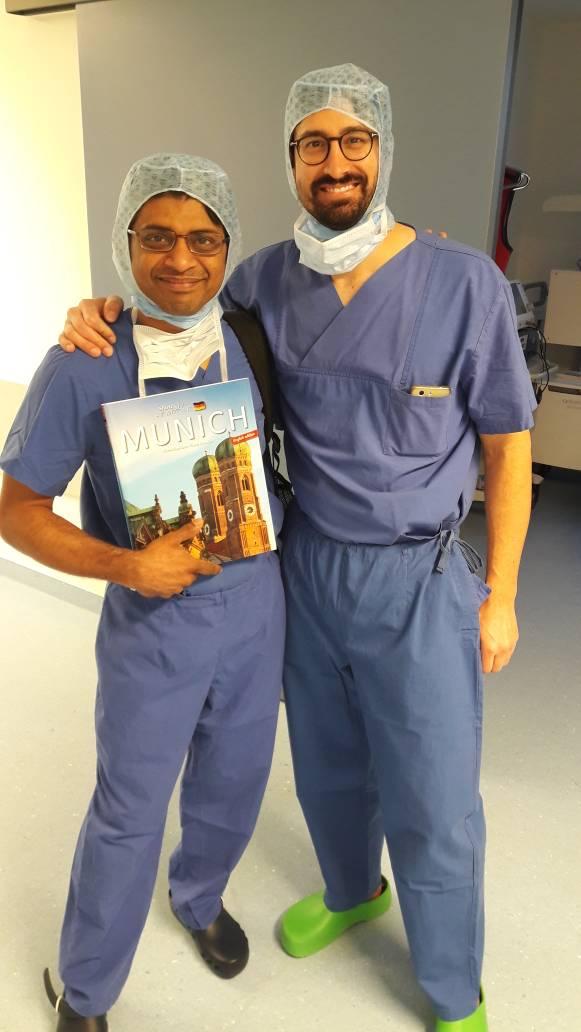 Dr. Thangaraju