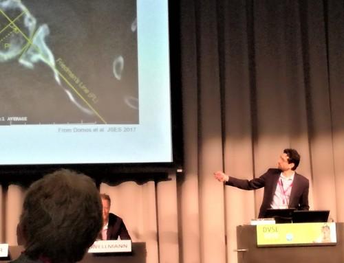 Prof. Tauber als Redner auf dem DVSE Kongress in St. Gallen