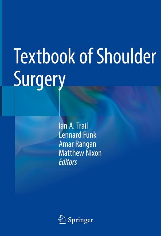 Textbook of Shoulder Surgery