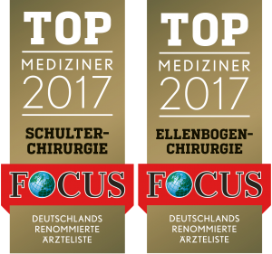 Top Mediziner 2017 Schulterchirurgie Ellenbogenchirurgie Focus