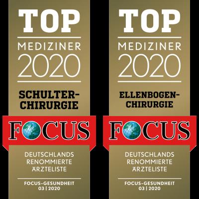Top Mediziner 2019 Schulterchirurgie Ellenbogenchirurgie Focus Gesundheit