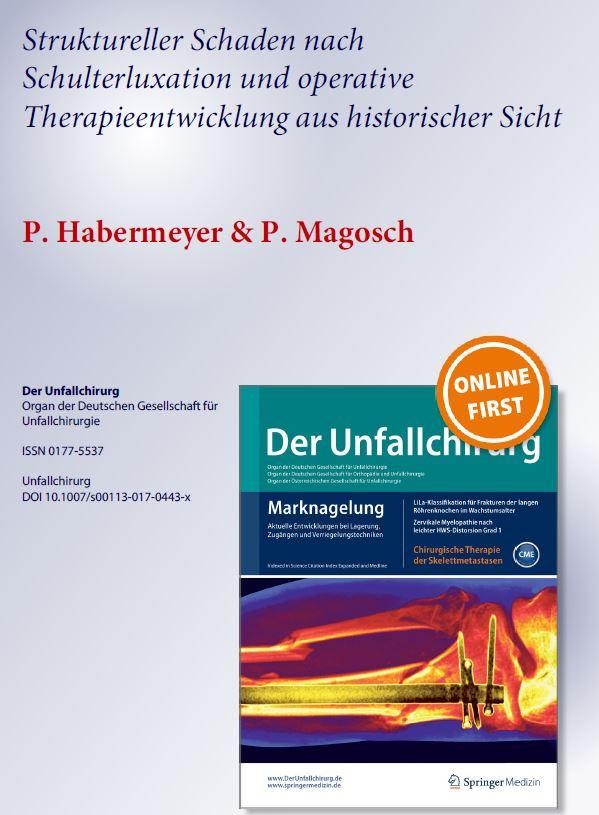 Unfallchirurg Prof. Habermeyer